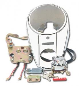 2-Light Style Dash & Mounting Kit