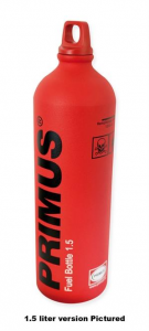 Fuel Bottle Primus 1 Ltr. Red