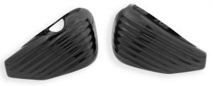 Side Covers for Sportster, Black