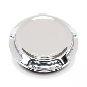 Arlen Ness Beveled Gas Cap 82-96 Non-Vented, Chrome
