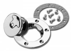 Aircraft Style Gas Cap vented, locking