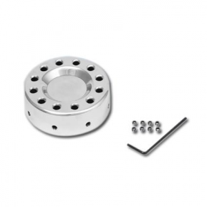 Drilled Gas Cap Cover