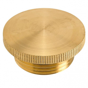 Brass Filler Cap - Unvented