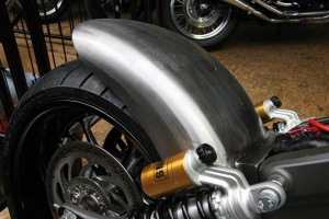Rear Fender Smooth 240 Tires , (270mm Wide )