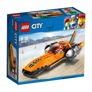 LEGO CITY BOLIDE DA RECORD 60178