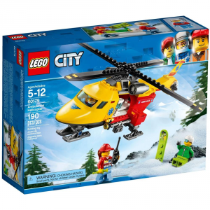 LEGO CITY ELI-AMBULANZA 60179