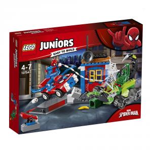 LEGO JUNIORS SPIDER-MAN CONTRO SCORPIONE: RESA DEI CONTI FINALE 10754