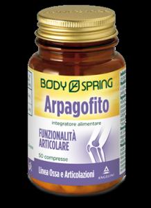 BODY SPRING ARPAGOFITO (ARTIGLIO DEL DIAVOLO) 50 COMPRESSE