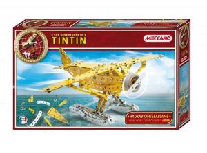 MECCANO TINTIN IDROVOLANTE 830552