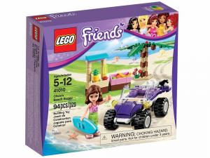 LEGO FRIENDS BUGGY DA SPIAGGIA DI OLIVIA 41010