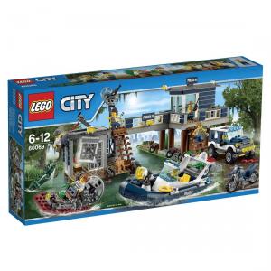 LEGO CITY LA CASERMA DELLA POLIZIA 60069