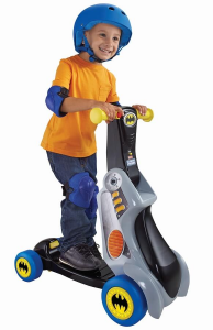 Primi passi Scoter Batman Fisher-Price
