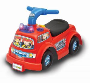 Primi passi Camio Pompieri Fisher-Price