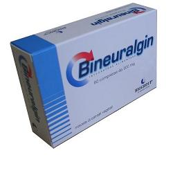 BINERULAGIN 60 COMPRESSE DA 500 MG