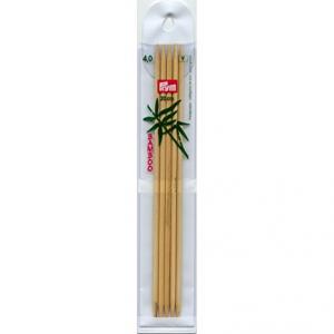 Ferri a doppia Punta Bamboo - cm 20,00