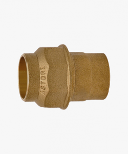 Raccordo ottone femmina tubo polietilene Ø 20mm x 1/2
