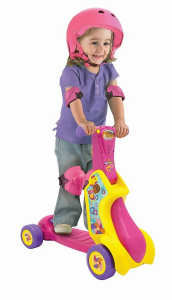 Primi Passi Scooter Little People Fisher-Price