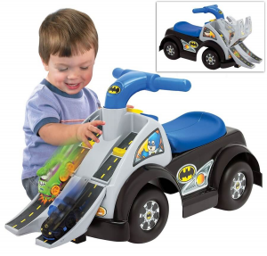 Primi Passi Auto pista Batman Fisher-Price