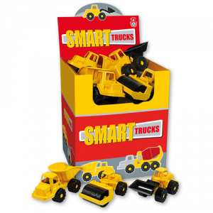 SMART TRUCKS 12 ASS. DISPLAY 6203-000T ANDRONI