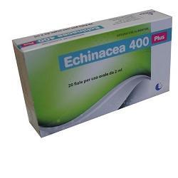 ECHINACEA 400 PLUS FIALE