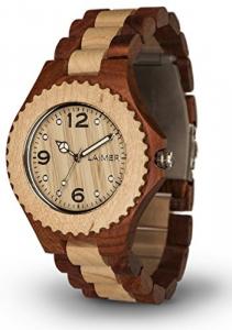 Orologio laimer in legno