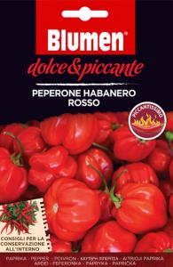 PEPERONE HABANERO ROSSO