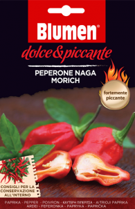 PEPERONE NAGA MORICH