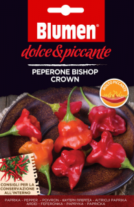 PEPERONE BISHOP CROWN