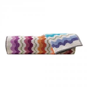 Set Asciugamani Missoni 1 asciugamano + 1 ospite VASILIJ 100 multicolore