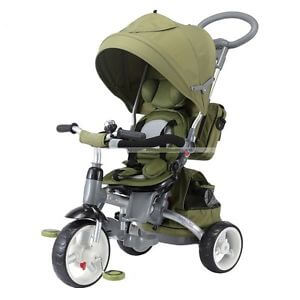 Triciclo baby's clan mod - Giro 6 in 1
