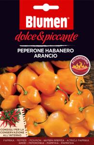 PEPERONE HABANERO ARANCIO