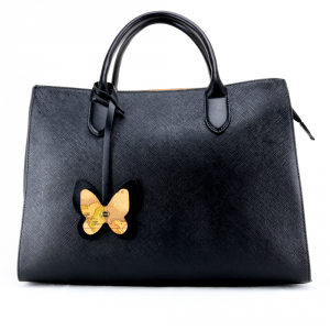 Hand and shoulder bag Alviero Martini 1A Classe BUTTERFLY CITY GI62 9407 001 NERO