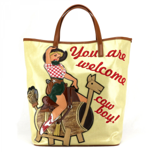 Borsa a mano Braccialini PIN-UP B7442 Unico