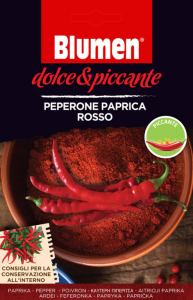 PEPERONE PAPRICA ROSSO