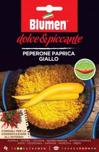 PEPERONE PAPRICA GIALLO
