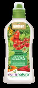CONCIME NATURALE ORTICOLE DA BALCONE