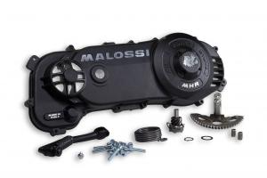 AIR FORCE coperchio completo di bulloneria e kit avviamento per carter Malossi C-One e RC-One e motori Piaggio