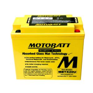 BATTERIA MOTOBATT MBTX20U