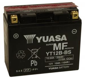 BATTERIA YUASA YT12B-BS C/ACIDO