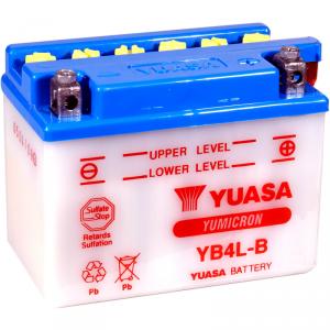 BATTERIA YUASA YB4L-B C/ACIDO