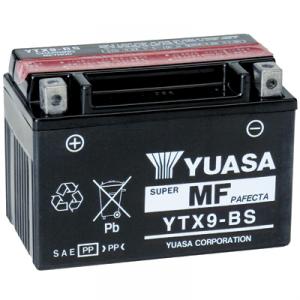 BATTERIA YUASA YTX9-BS C/ACIDO
