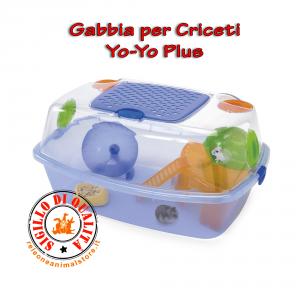 Gabbia per Criceti Yo-Yo Plus Imac