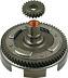 Coppia trasmissione ferro vespa 50 50 pk denti dritti 24-72