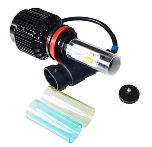 KIT CONVERSIONE LAMPADA H8-H9-H11 FARO ANTERIORE A LED