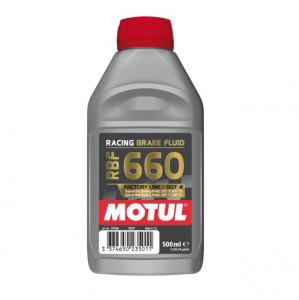 RBF 660 Brake Fluid OLIO FRENI MOTUL SINTETICO