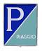 Scudetto Piaggio Vespa Px 125-200 Millennium 576464