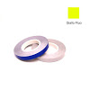 STRISCE RUOTE ADESIVE GIALLO FLUO 7mm