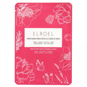 ELROEL MOISTURE ROSE ESSENCE MASK