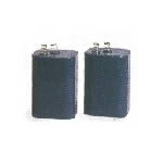 Coppia batterie per lampeggianti