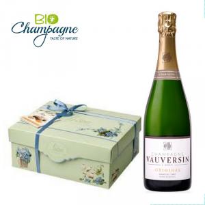 Colomba Jacopo Maestri & Champagne Vauversin Original